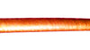 PRIMA HOOP wrapped with 1-color Glitter Orange tape, Style: GS311GO