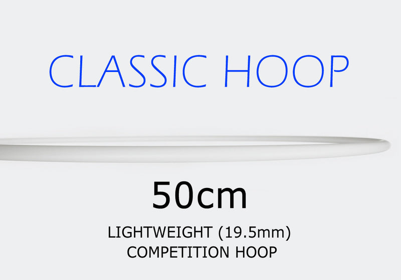 50cm CLASSIC Hoops - Juniors, Style: GS129