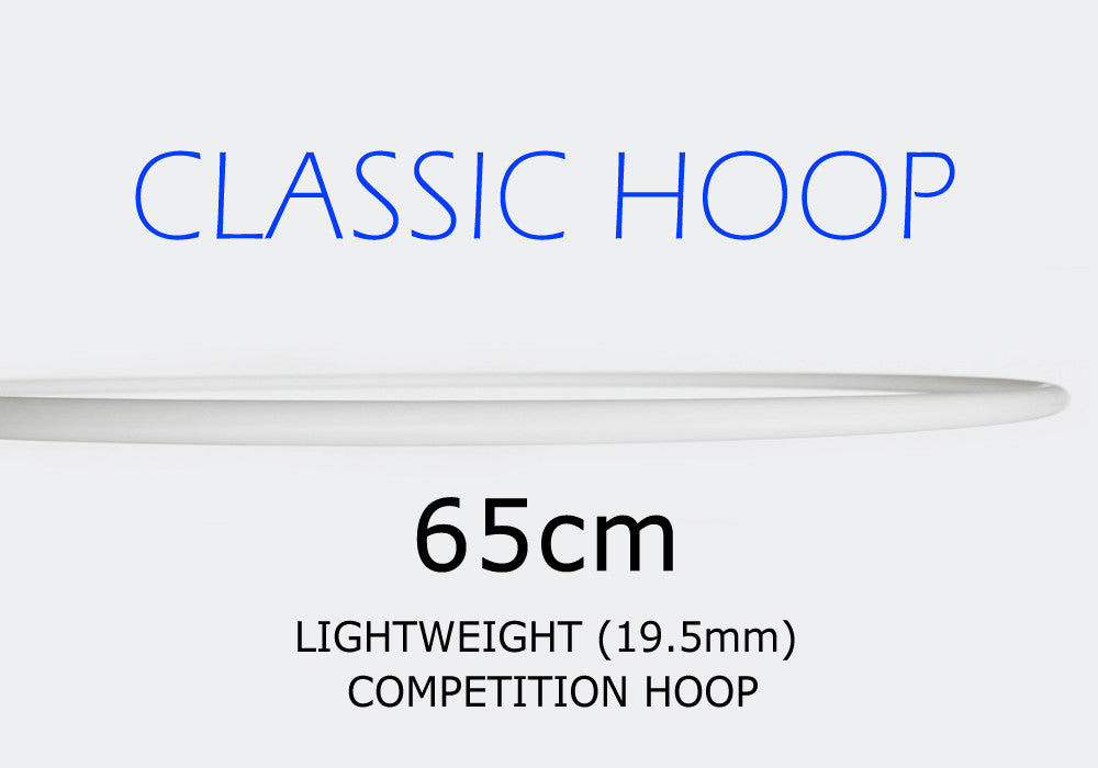65cm CLASSIC Hoops - Juniors, Style: GS132