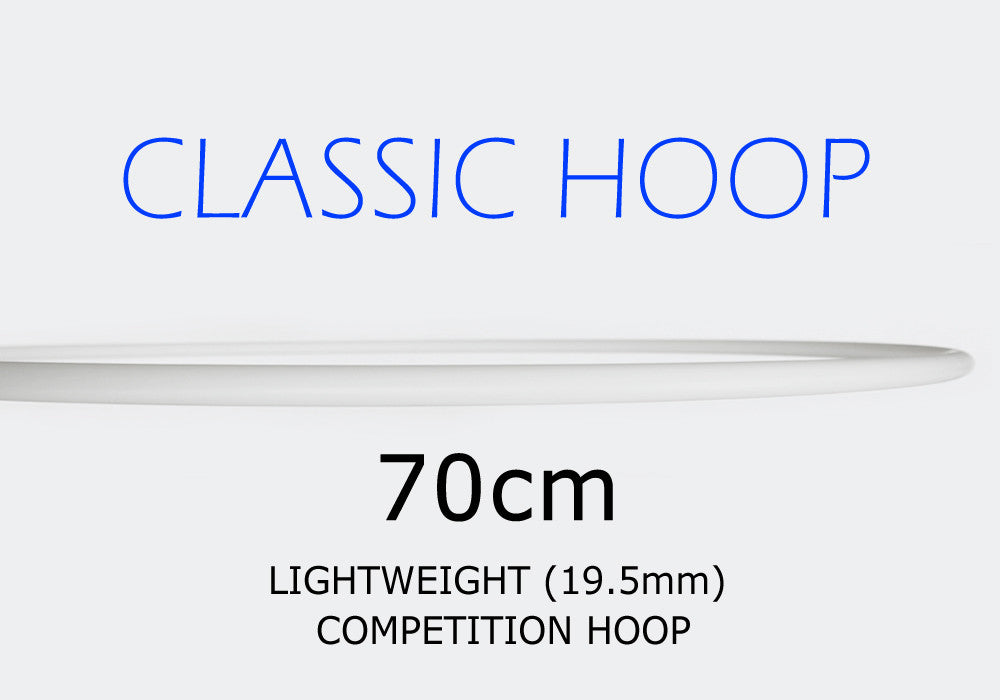 70cm CLASSIC Hoops - Juniors, Style: GS133