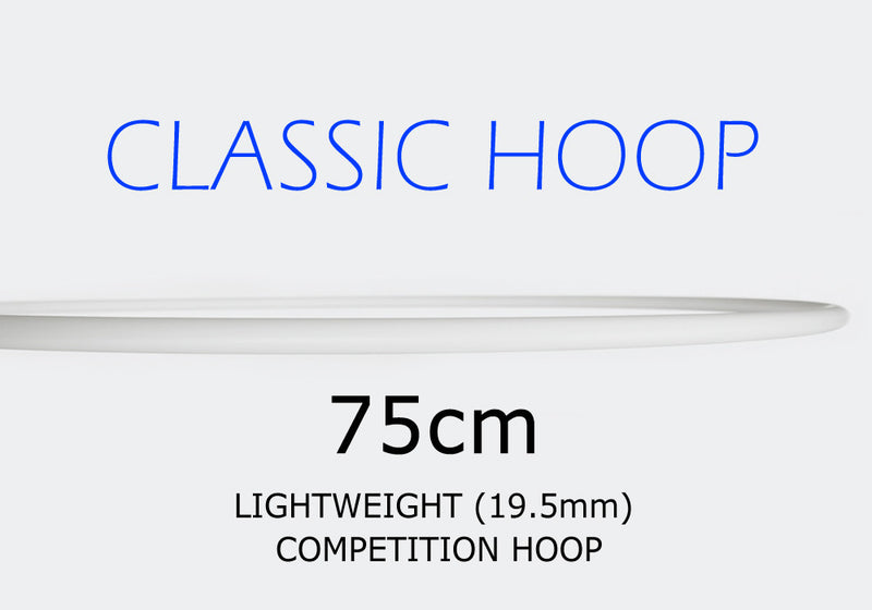 75cm CLASSIC Hoops - Juniors, Style: GS134