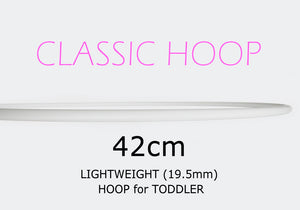 42cm CLASSIC Hoops - Toddlers, Style: GS358