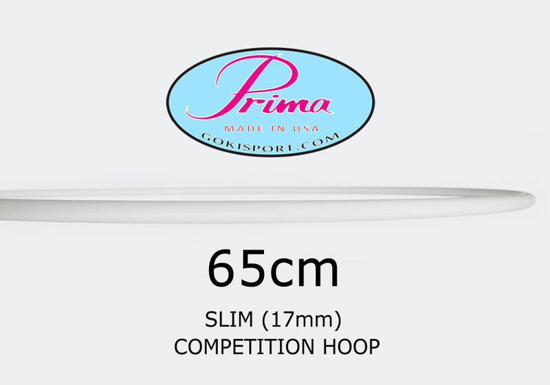 65cm PRIMA Slim Profile Hoops - Juniors, Style: GS301