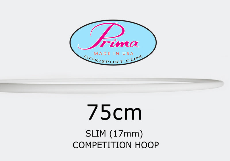 75cm PRIMA Slim Profile Hoops - Juniors, Style: GS303