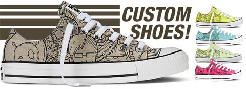 CUSTOM Shoes!