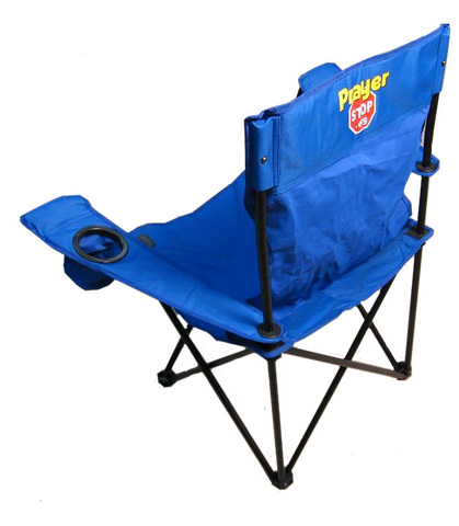 Prayer Stop Canvas Folding Chair