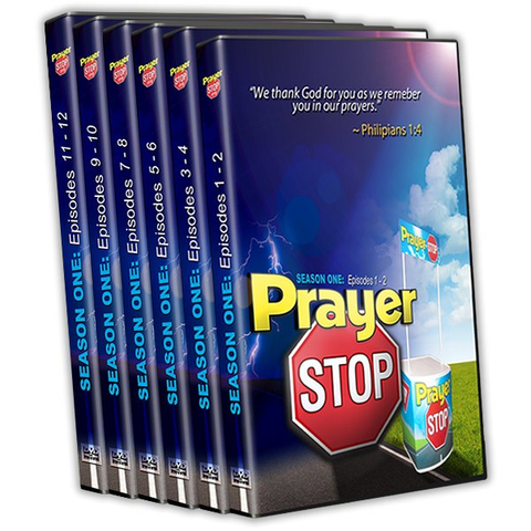 Prayer Stop TV Show - Season One