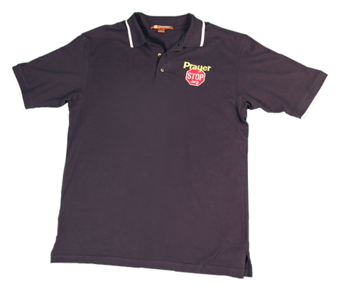 Prayer Stop Polo Shirt