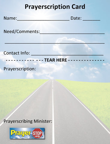 Prayerscription Pad