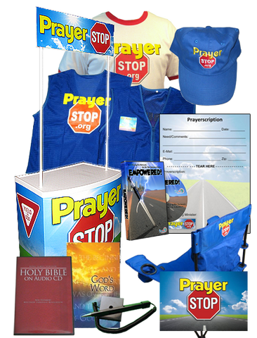 Prayer Stop Premium Pack