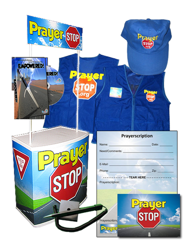 Prayer Stop Starter Pack