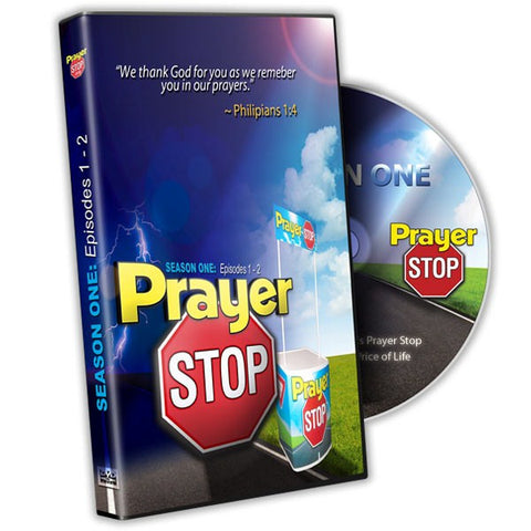 Prayer Stop TV Show - Episodes 1 & 2