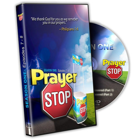 Prayer Stop TV Show - Episodes 7 & 8