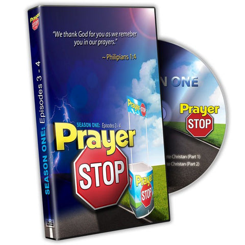 Prayer Stop TV Show - Episodes 3 & 4