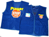 Prayer Stop Vests