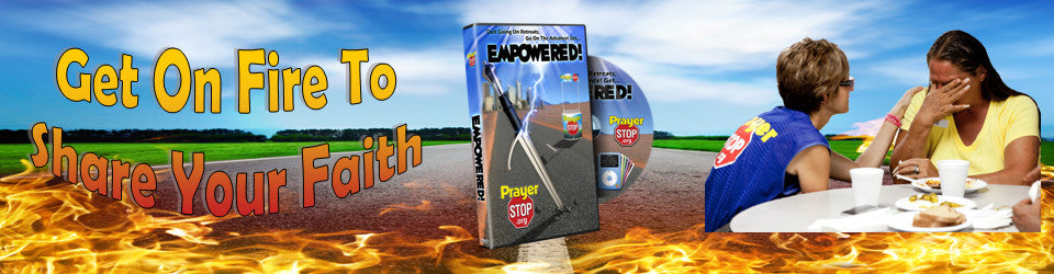 Prayer Stop Empowered DVD