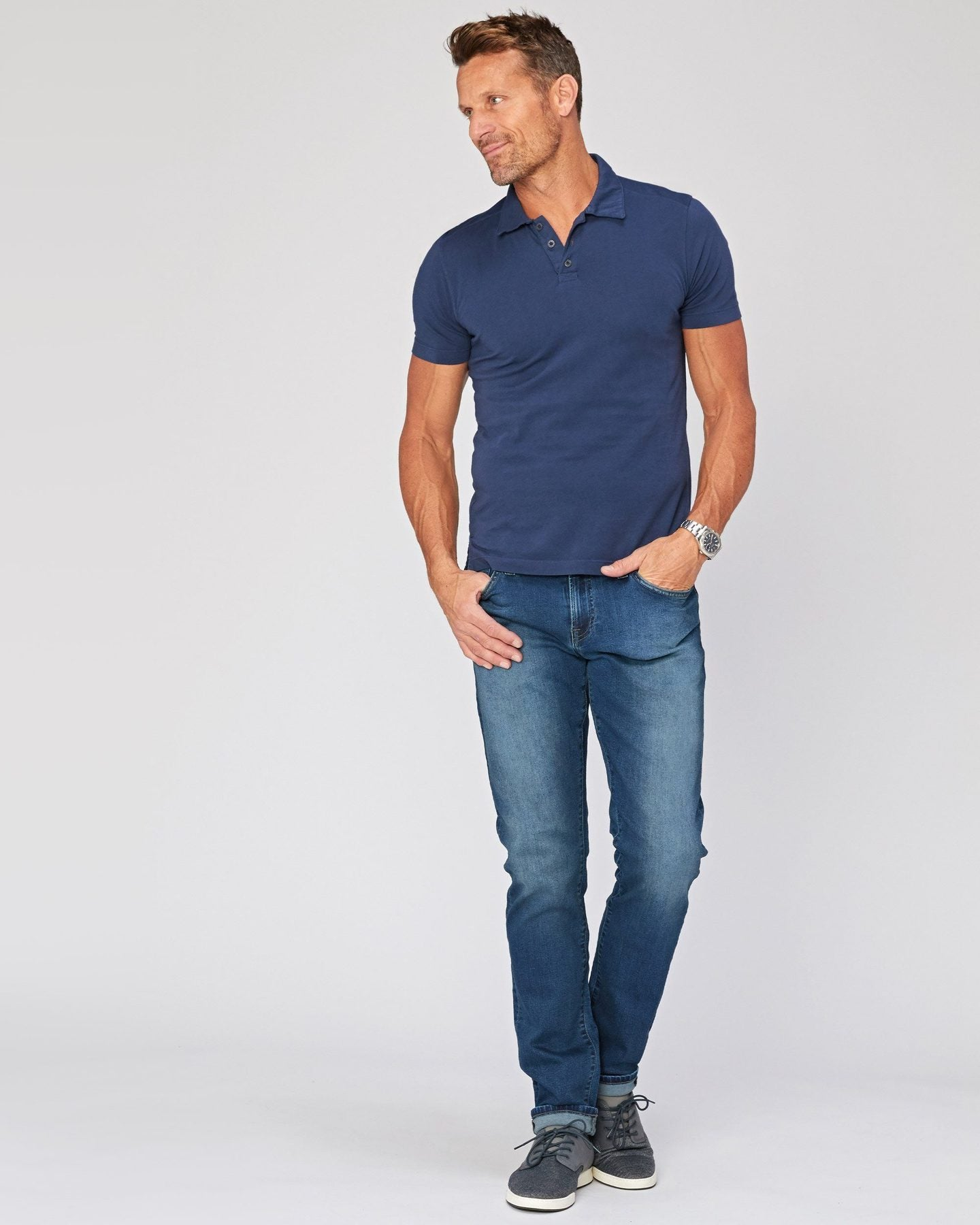 ROCKER SLIM FIT BIG DRAKES FLEX, 4-Year