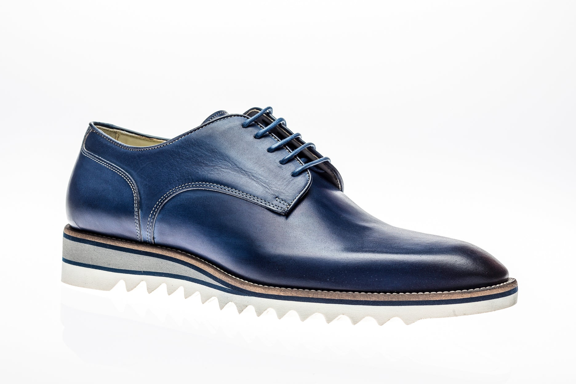 AMBERES SPORT NAVY,Shoes,Jose Real, | GentRow.com