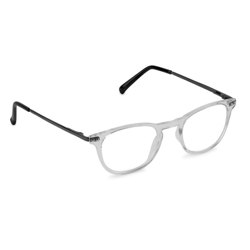 All Business Clear Reading Glasses,Eyewear,GentRow.com, | GentRow.com