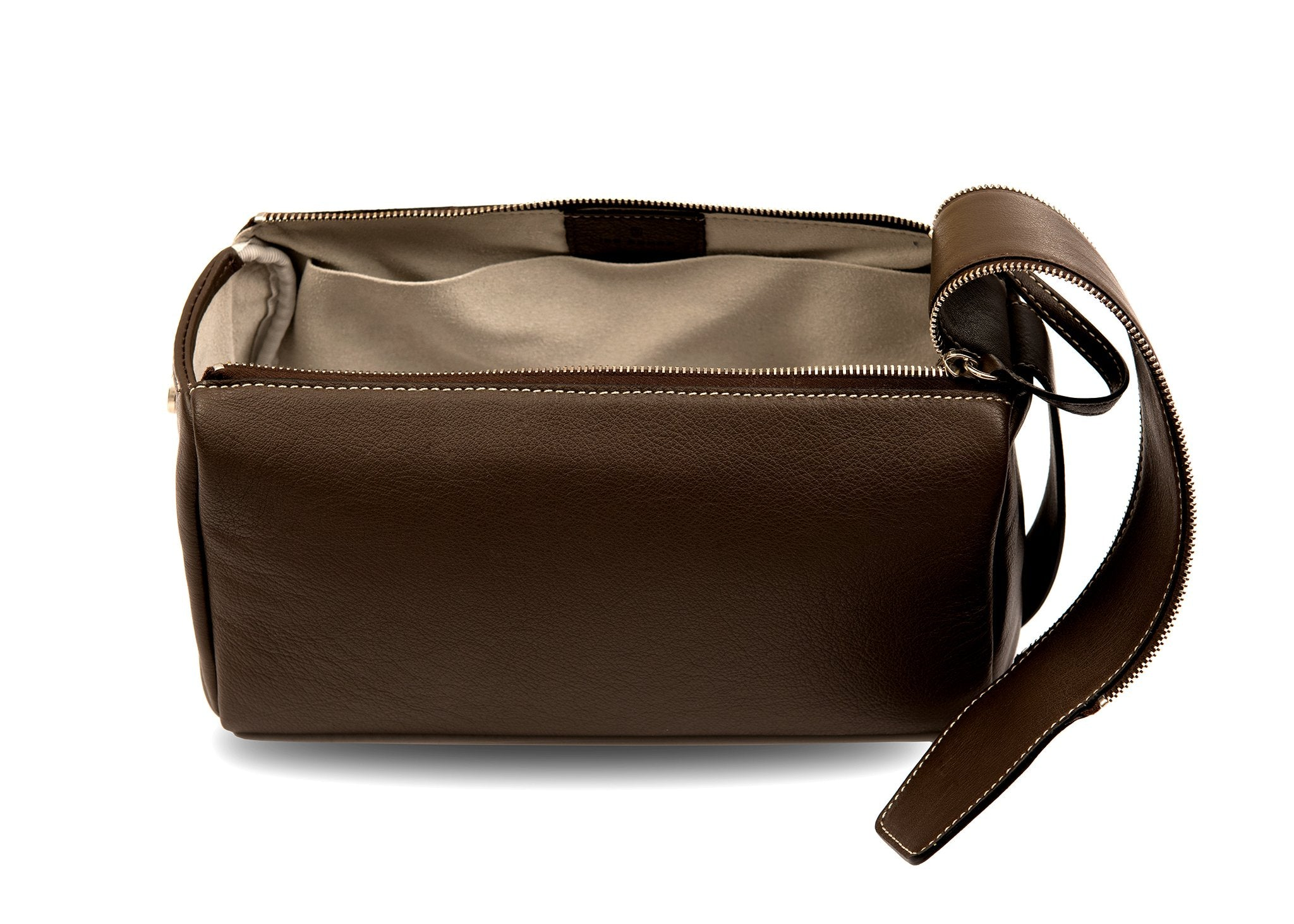 Leather Travel Dob Kit