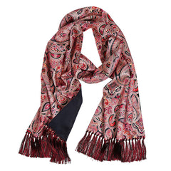 Double Face Scarf,Scarf,SILVIO FIORELLO, | GentRow.com