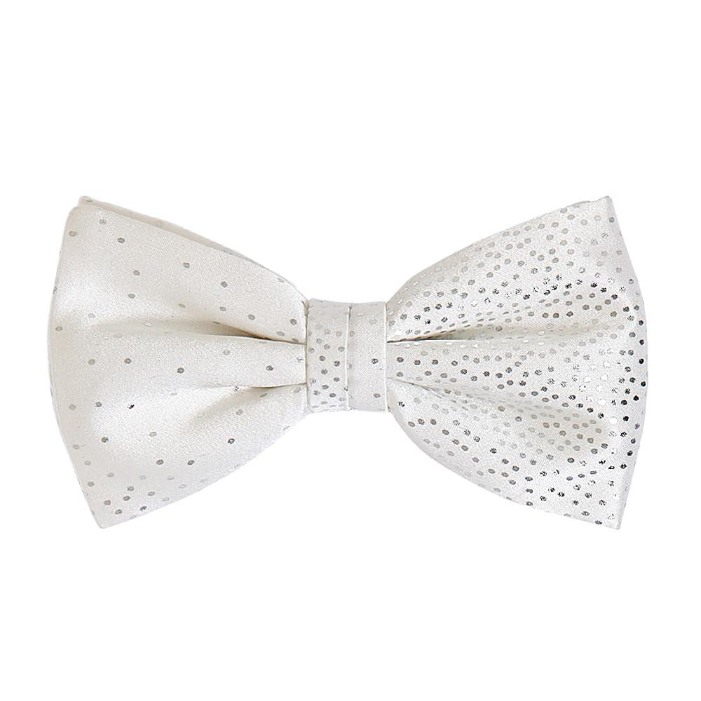 Pre-Tied Bow Tie with Lamine,ACCESSORIES / FORMAL,SILVIO FIORELLO, | GentRow.com