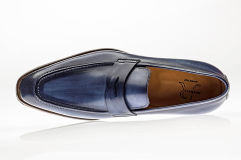 AMBERES LOAFER DEEP BLUE