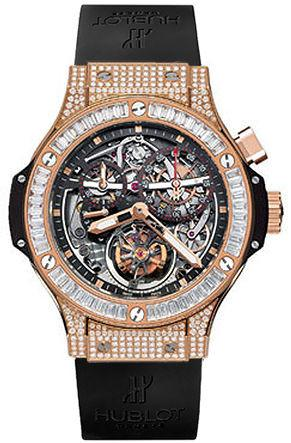 Hublot Big Bang TOURBILLON POWER RESERVE 5 DAYS Men's Watch,Watches,Hublot Big Bang, | GentRow.com
