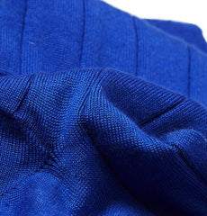 Ribbed Cashmere-Blend Socks,socks,MARCOLIANI, | GentRow.com