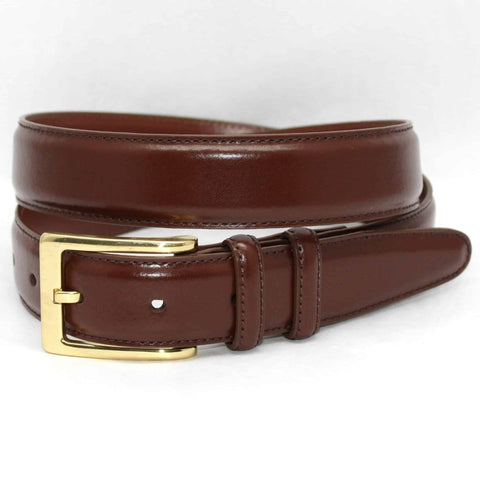 Antigua Leather Belt - Tan