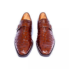 ANTONIO Ostrich,SHOES,ZELLI, | GentRow.com