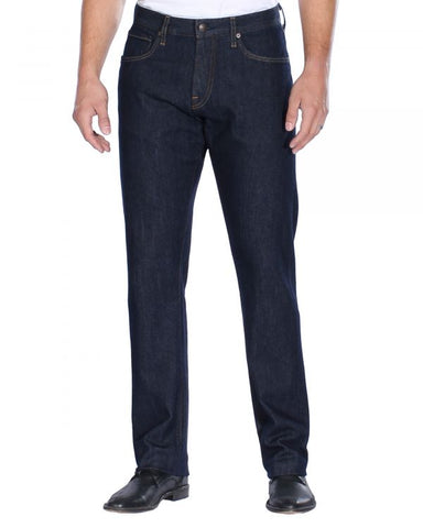 No. 7 Relaxed Fit Bixby Ranch Rinse Flex