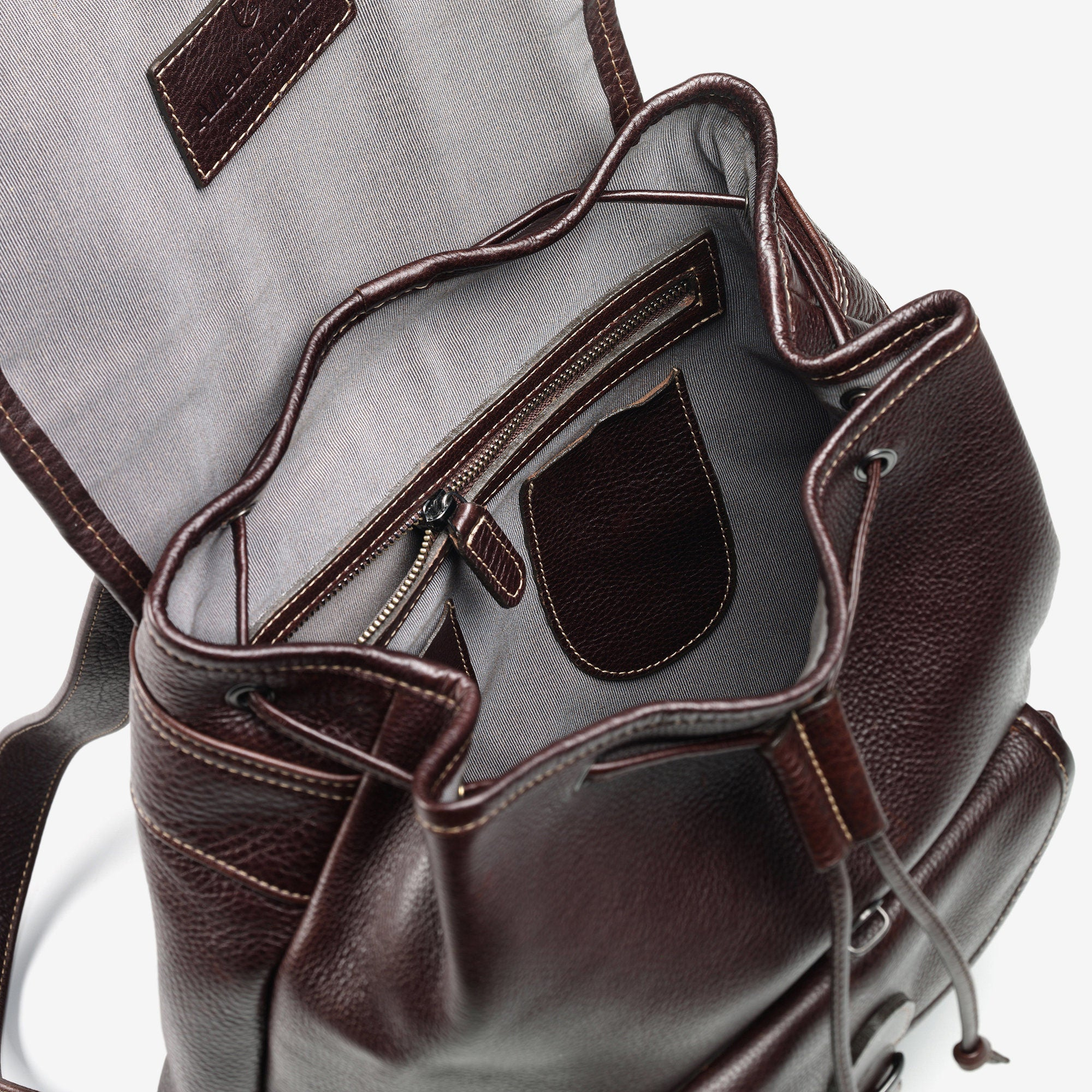 American Grain Collection - Front Pocket Backpack