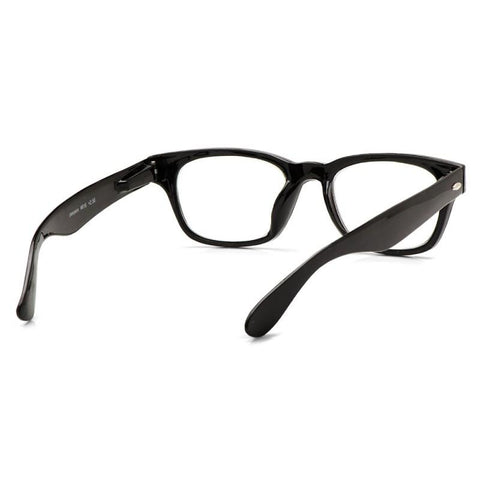 Clark Kent Black Reading Glasses