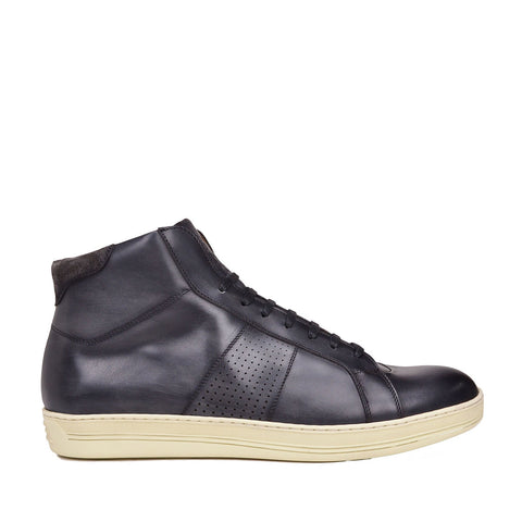 ALVINO LEATHER SNEAKER