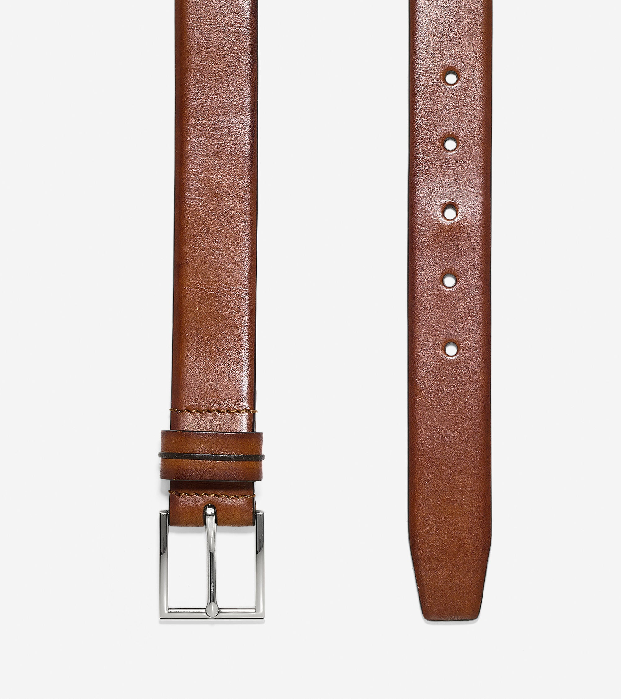 32mm Leather Belt,BELT,Cole Haan, | GentRow.com