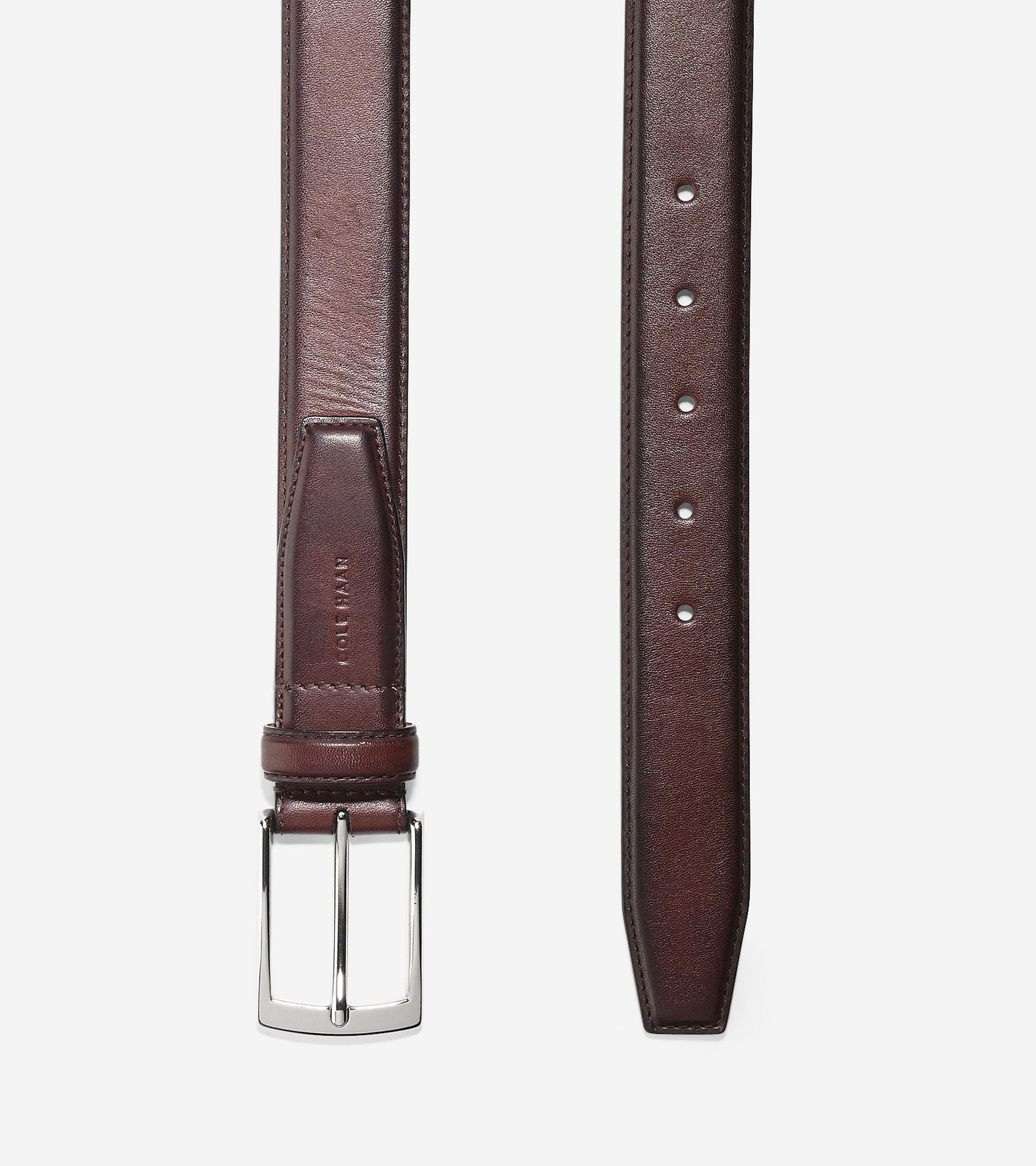 32mm Feather Edge Belt,BELT,Cole Haan, | GentRow.com