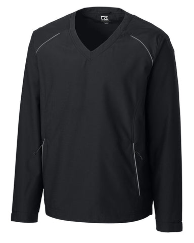 Big & Tall Beacon V-Neck Jacket