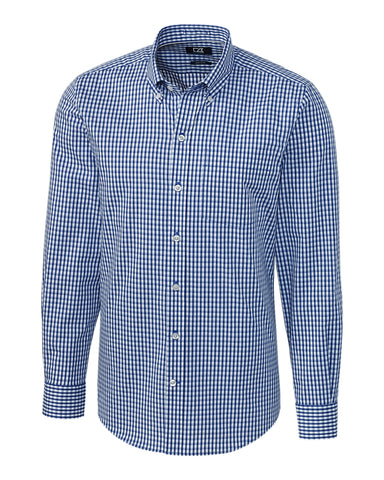 Tailored Fit Stretch Gingham