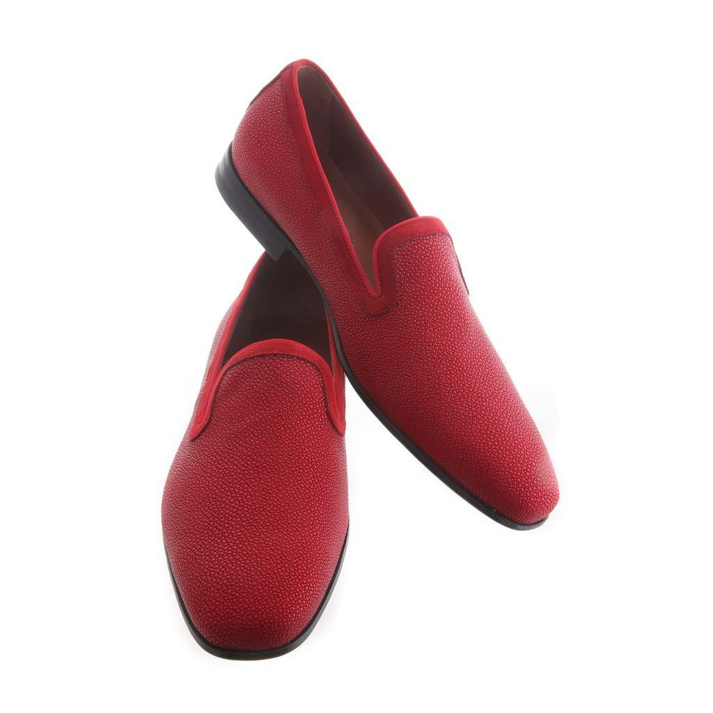 Inferno - Red Stingray,Shoes,Mark Chris, | GentRow.com