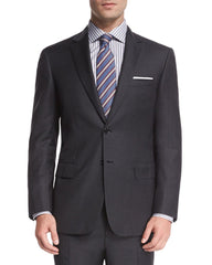 BRIONI Two-Piece Super 160's Grey Suit,SUITS,BRIONI, | GentRow.com