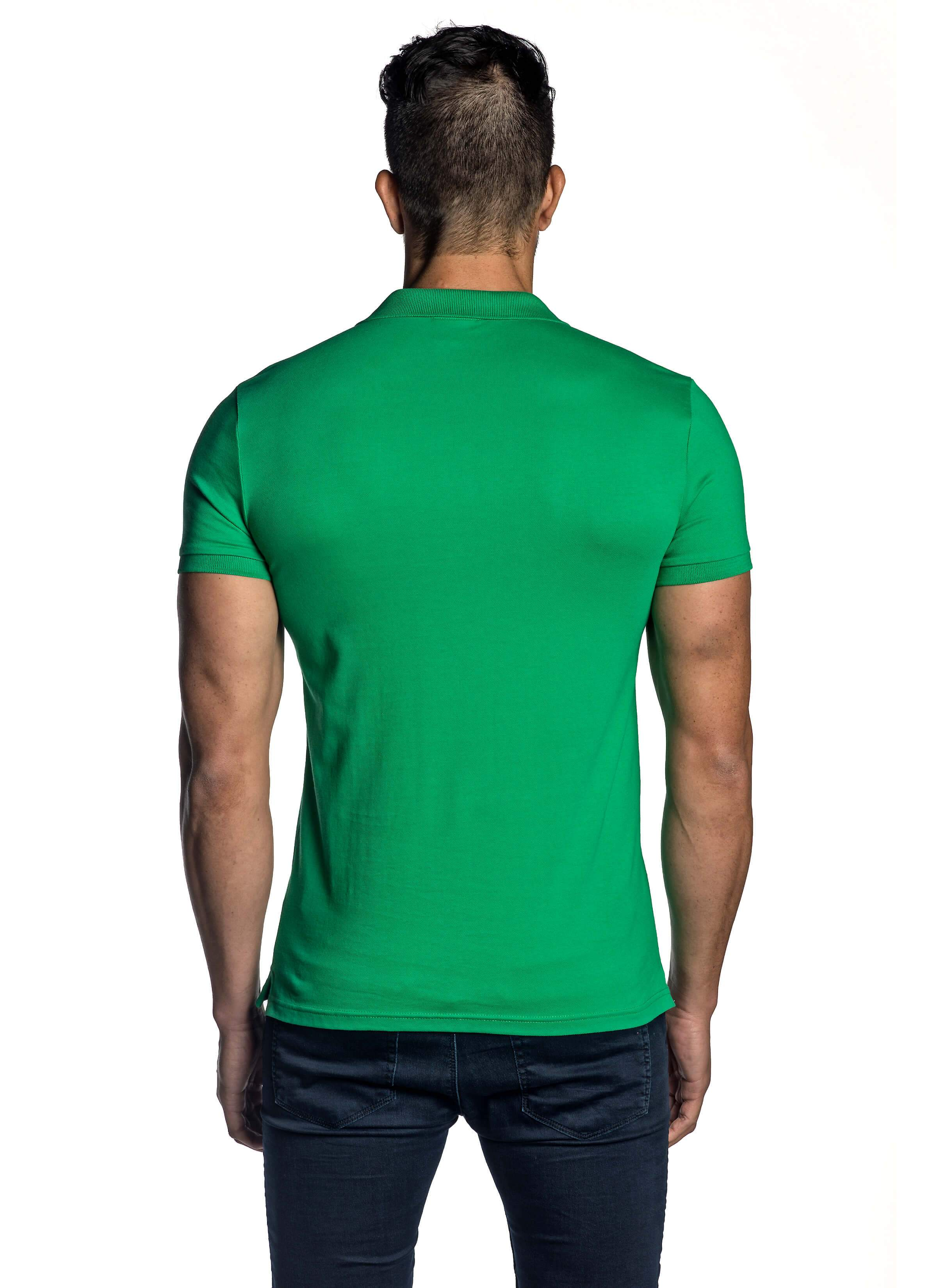 Green Polo Short Sleeve PS-5000