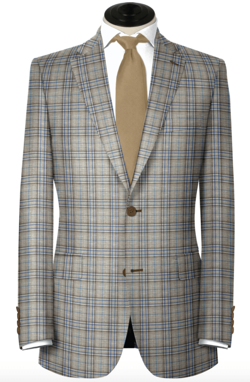 Summer Wool Blend,SPORT COATS,Gent Row, | GentRow.com