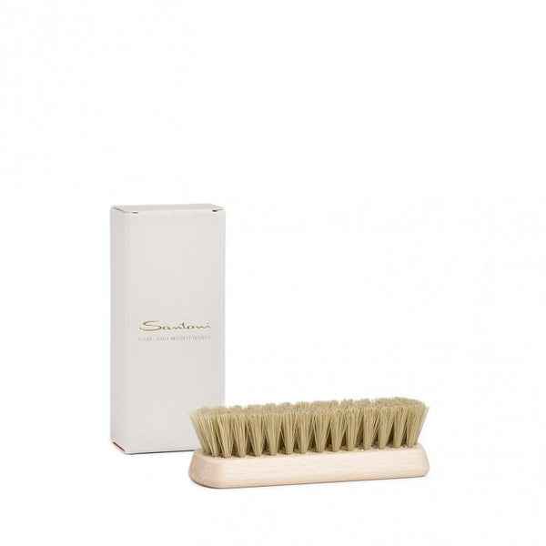 Nylon small suede brush