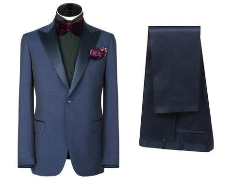 Gent Row Formal Suit