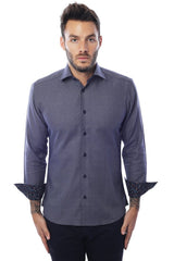DAVID 9008/92,SHIRTS,BERTIGO, | GentRow.com
