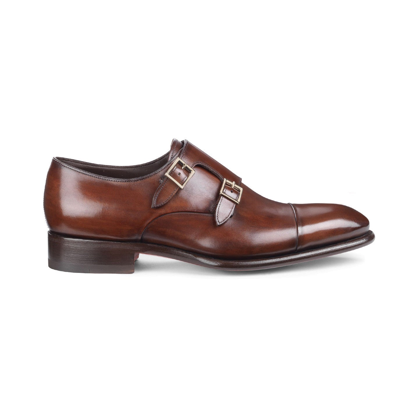 DOUBLE BUCKLE 11652,SHOES,SANTONI, | GentRow.com