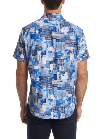 CANBERRA SHORT SLEEVE SHIRT