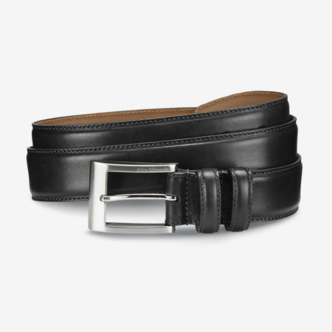 Wide Basic Dress Belt