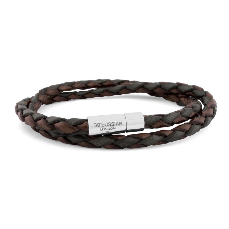 Pop Scoubidou Leather Bracelet,BRACELET,TATEOSSIAN, | GentRow.com